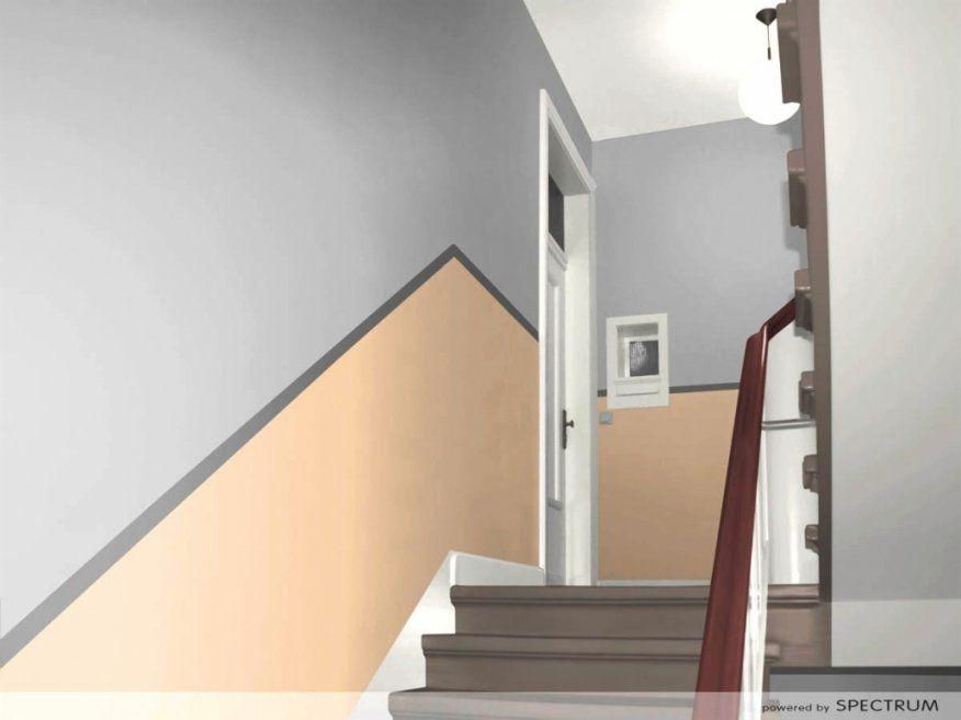 Spannende Treppenhaus Gestalten Beispiele Bemerkenswerte Inspiration von Tapeten Für Flur Und Treppenhaus Photo