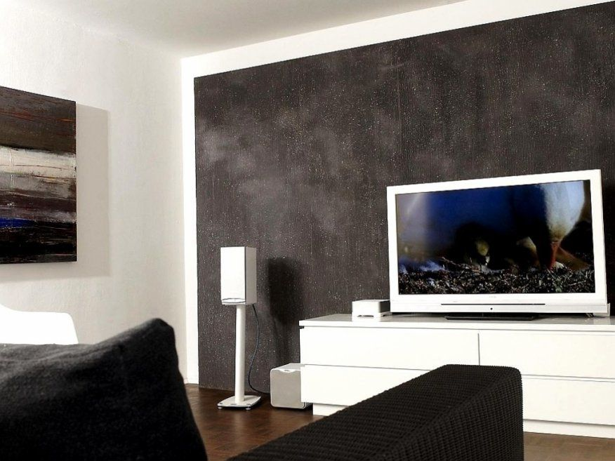 Spannende Wände Kreativ Gestalten Attraktiv Wohnzimmer Wnde Farbig von Wohnzimmer Wände Farblich Gestalten Photo