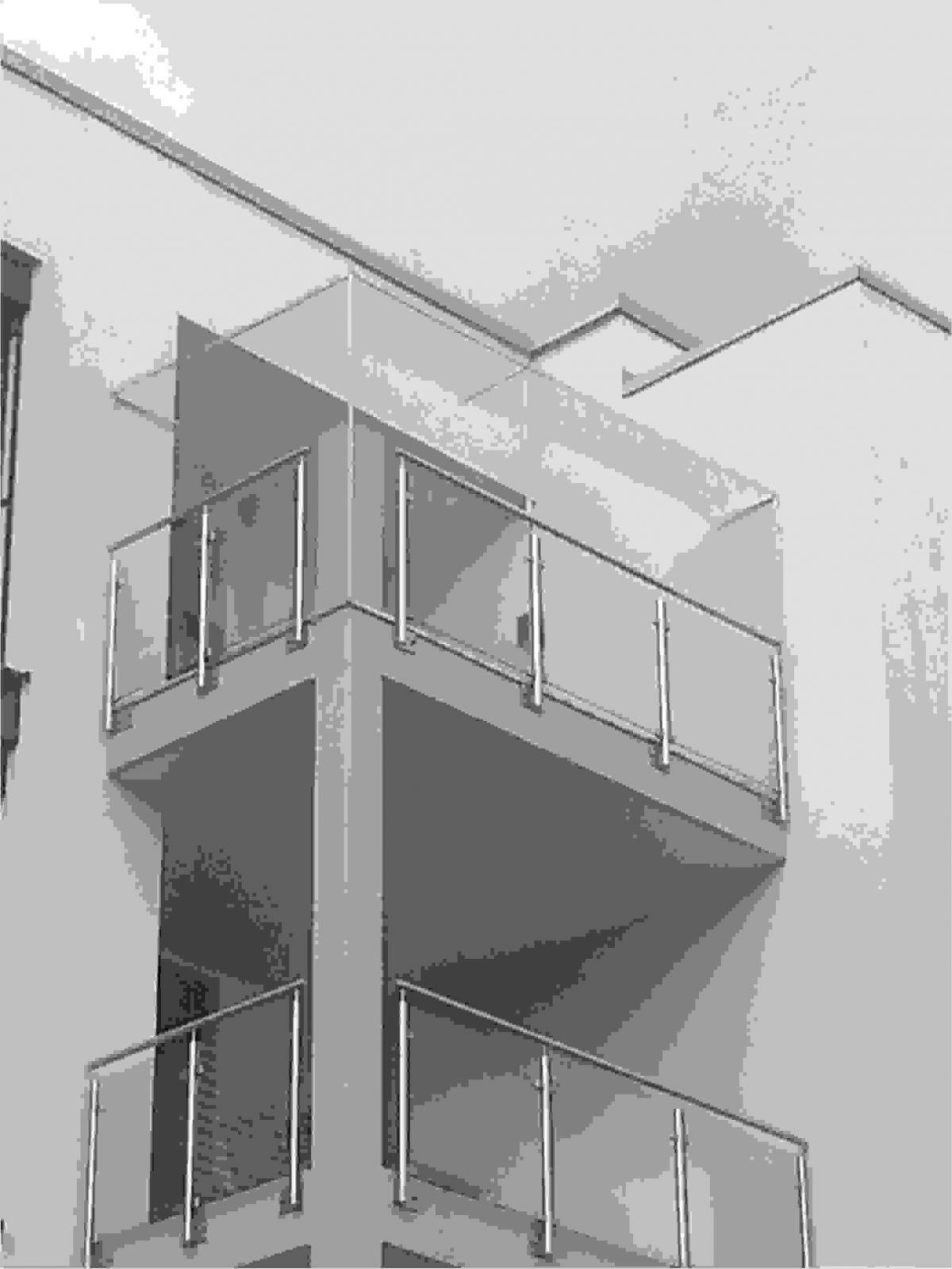 Windschutz Balkon Ohne Bohren Haus Design Ideen