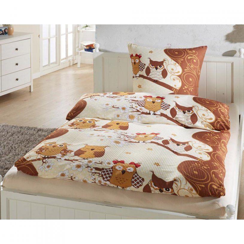 Spectacular Idea Bettwasche Eule  Wwwkhoddam von Eulen Bettwäsche Aldi Photo