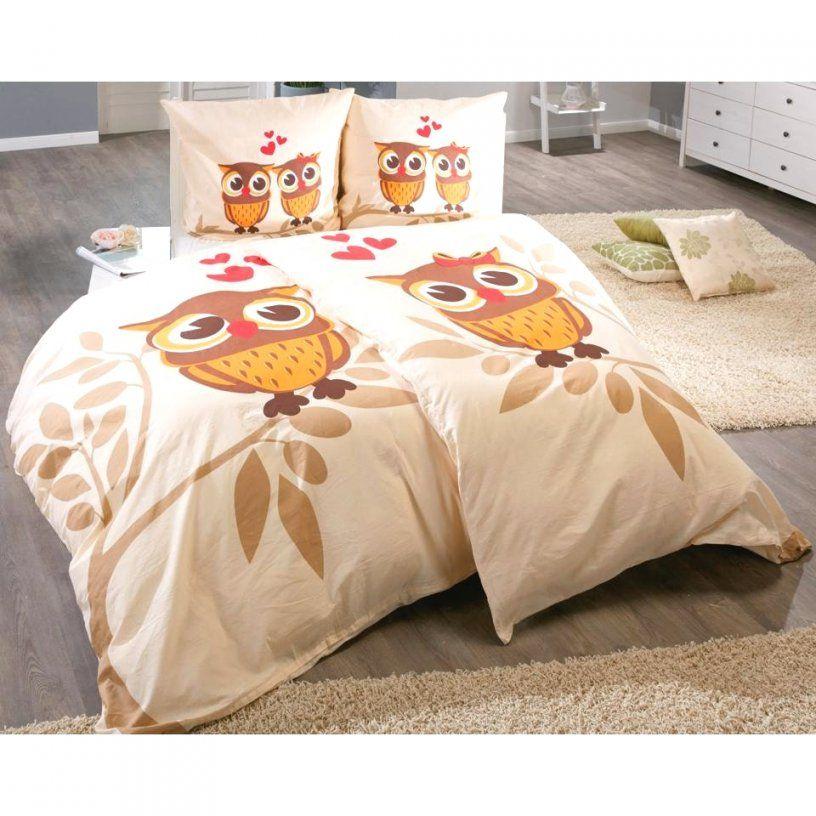 Spektakuläre Ideen Eulen Bettwäsche Und Entzückende Linon Liebe 140 von Eulen Bettwäsche Dänisches Bettenlager Bild