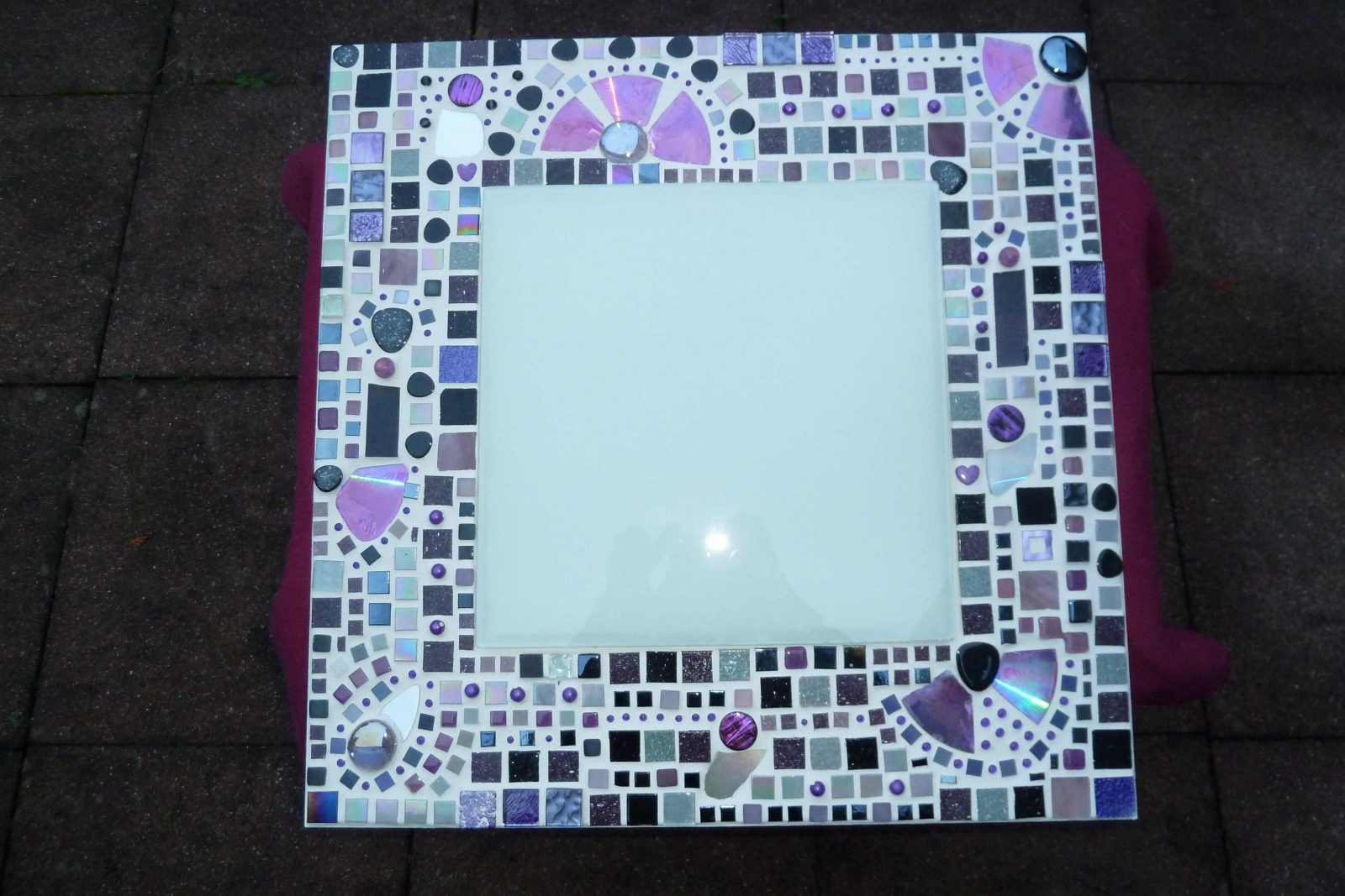 Spiegel Mosaik Mosaik Spiegel Merkmal Von Klasse Und Luxus Mosaik von Spiegel Mosaik Selber Machen Photo
