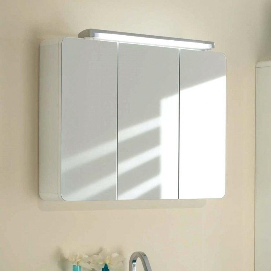 Spiegelschrank Steckdose Bad Mit Licht Und Beleuchtung Aussen Ikea von Ikea Spiegelschrank Mit Beleuchtung Photo