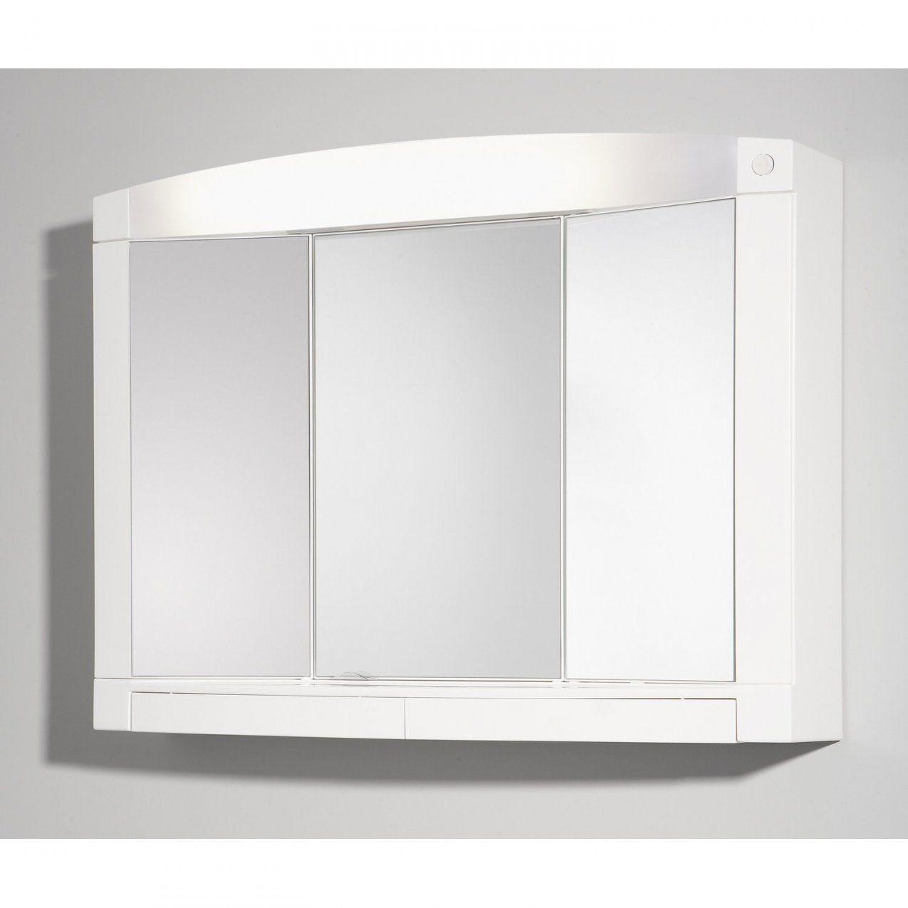 Spiegelschränke Kaufen Bei Obi  Obich von Bad Spiegelschrank Mit Beleuchtung Günstig Bild