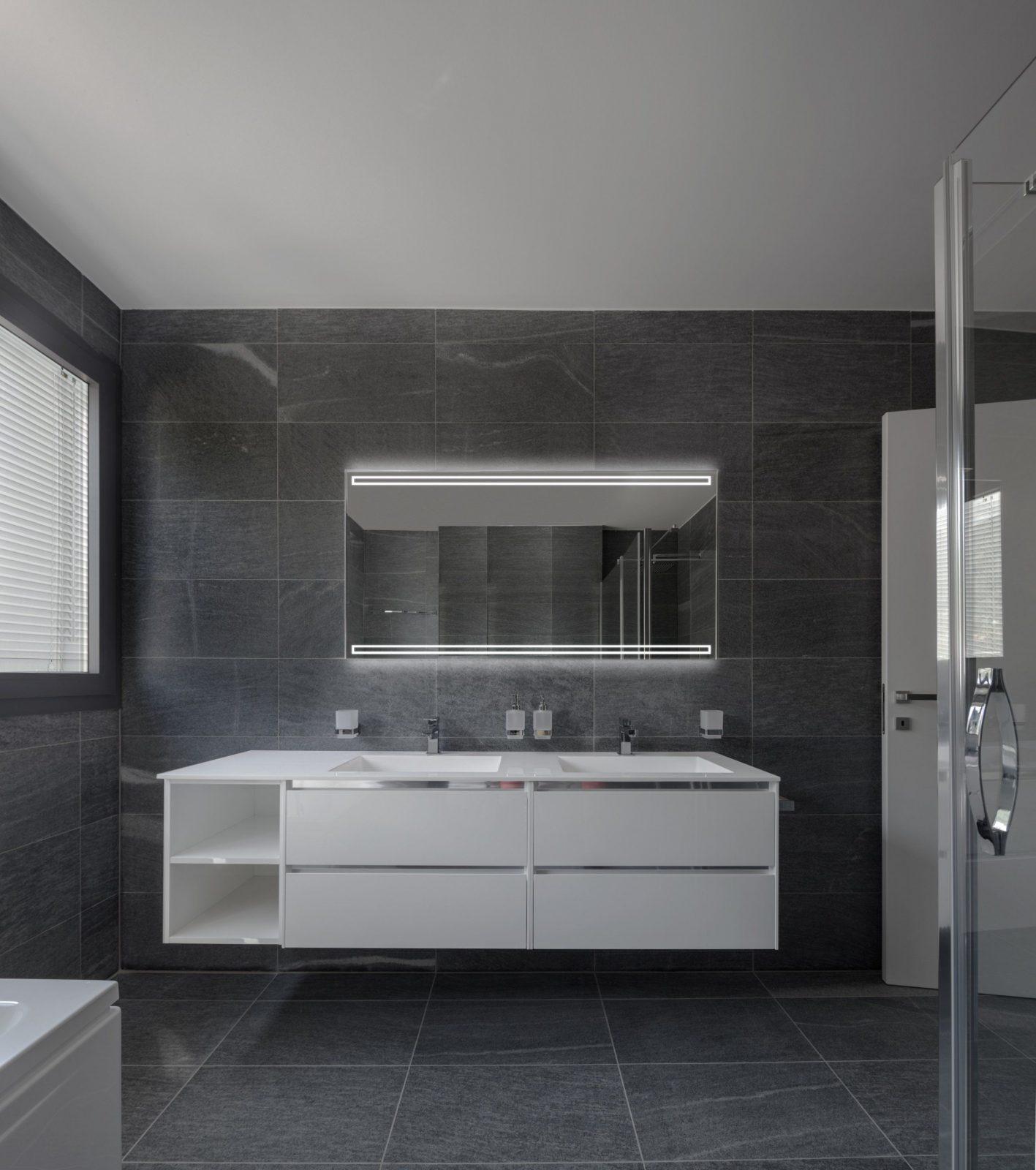 Spiegeluniversum  Led Badspiegel Nach Maß  Pan von Led Badspiegel Nach Maß Photo