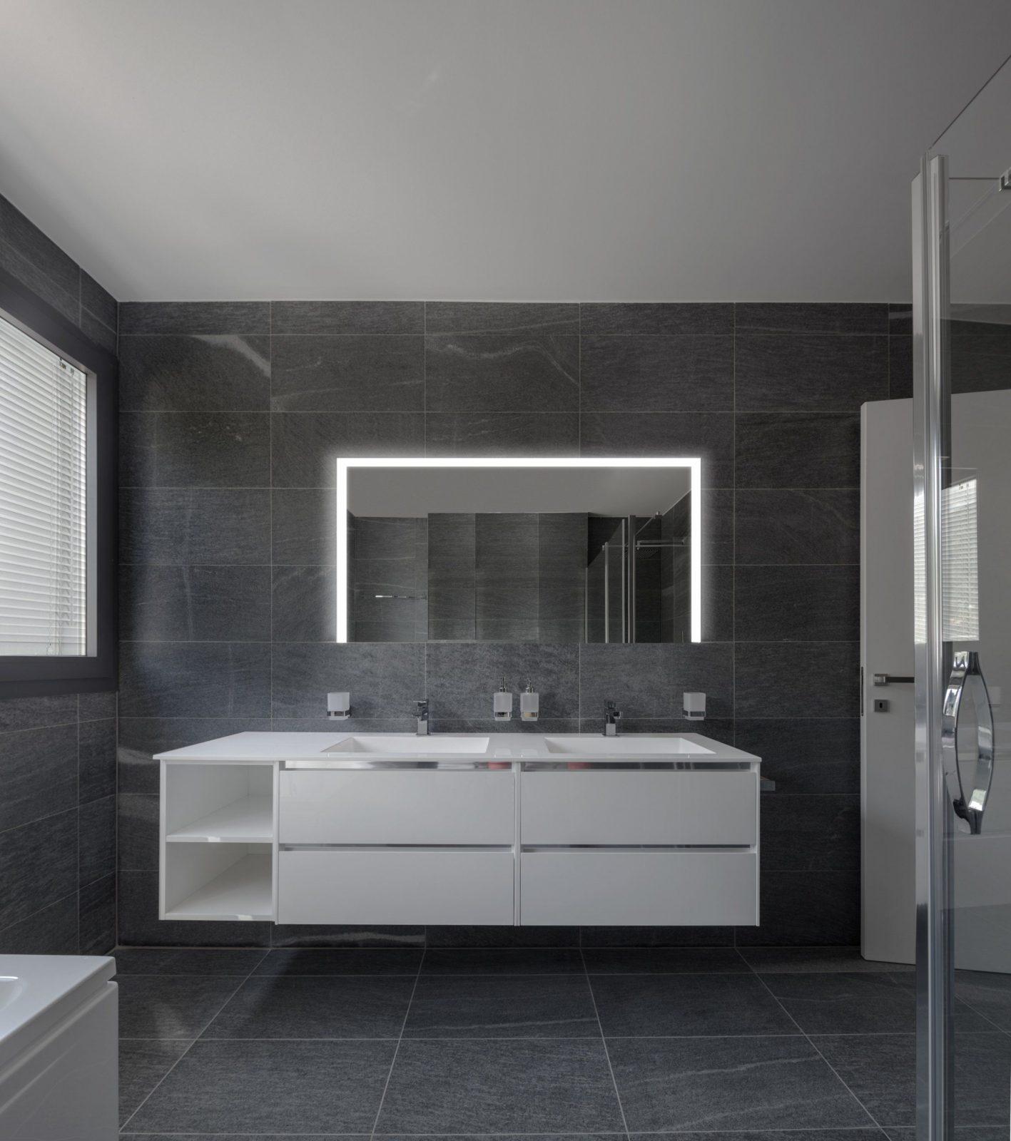 Spiegeluniversum  Led Badspiegel Nach Maß  Triton von Led Badspiegel Nach Maß Photo