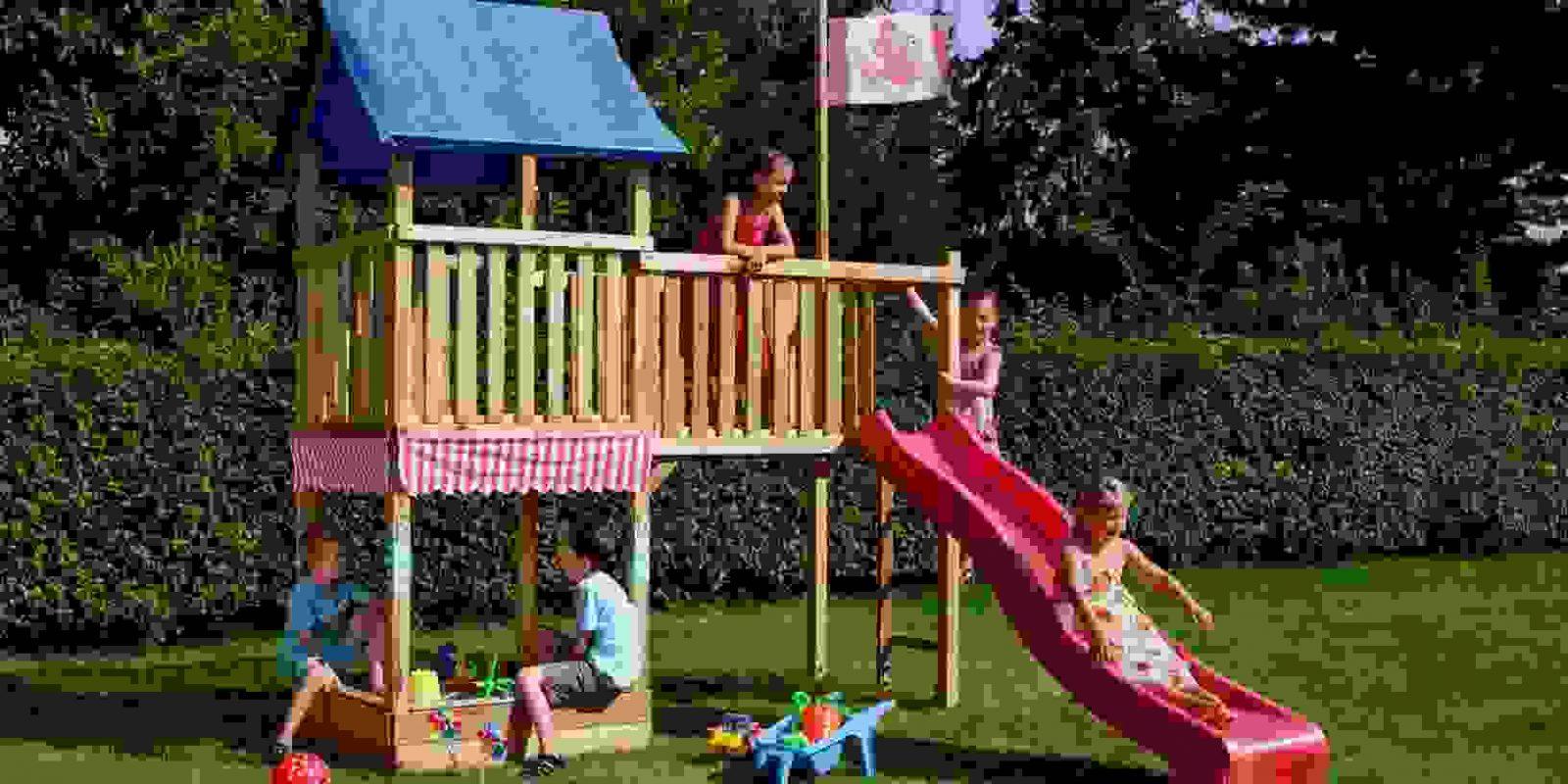 Spielgeräte Garten Von Gartenhäuschen Selber Bauen Konzept  Garten von Spielgeräte Garten Selber Bauen Bild