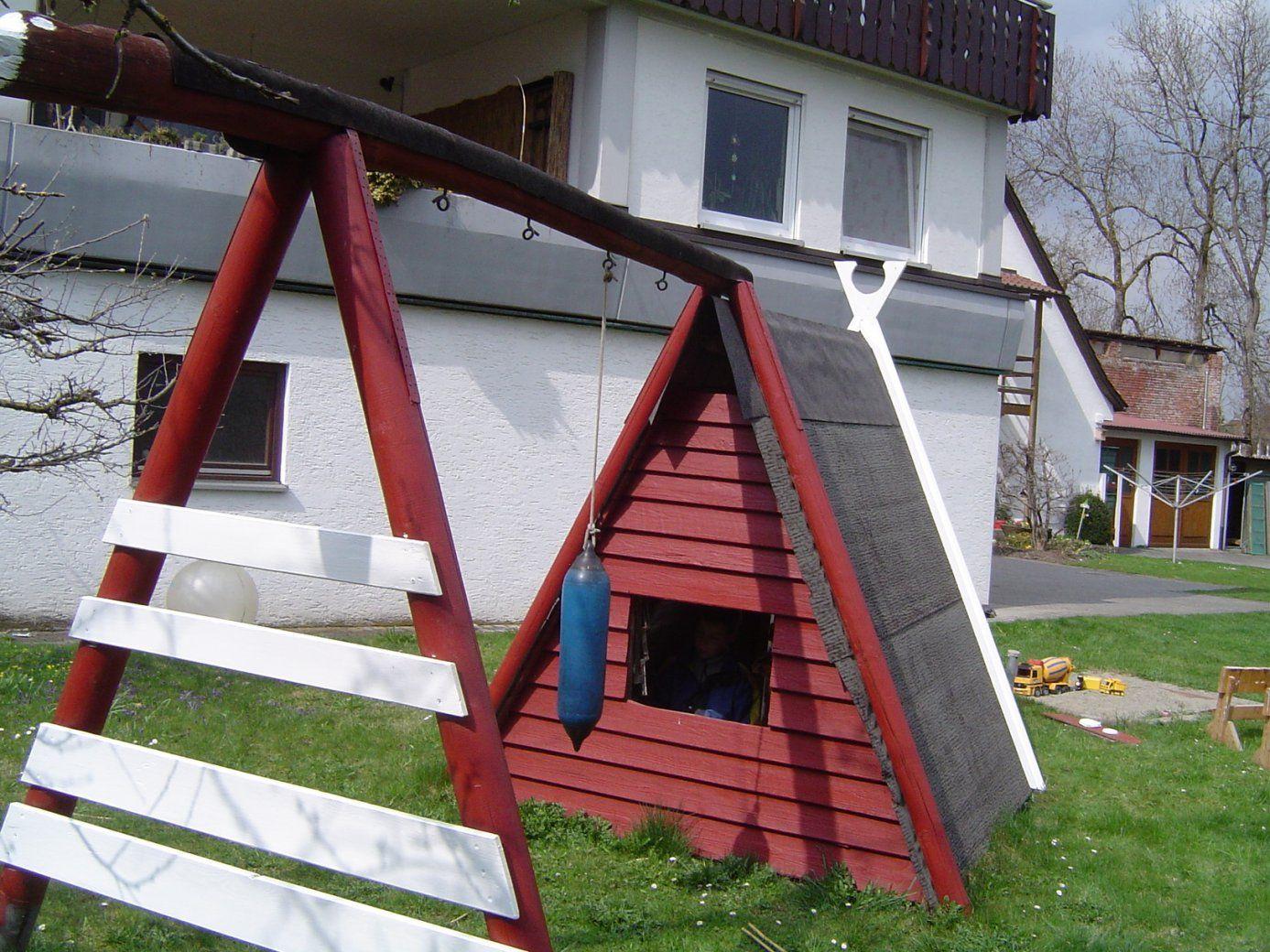 Spielhaus Selber Bauen – Interior Design Ideen Architektur Und von Spielhaus Kinder Selber Bauen Bild