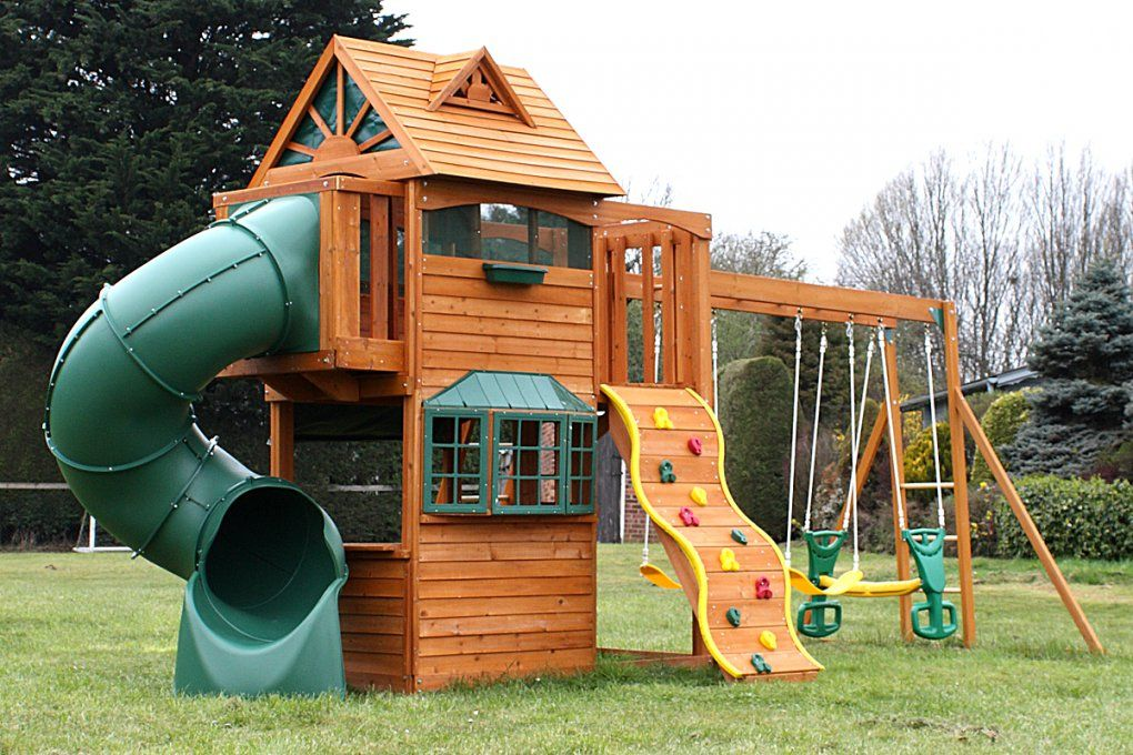 Spielturm Garten Selber Bauen – Einfache Heimidee von Bauanleitung Spielturm Selber Bauen Photo