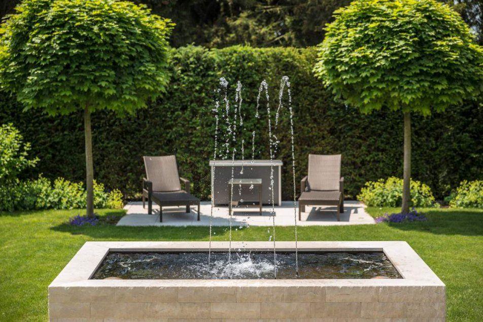 Sprinbrunnen Im Garten Tipps Von Galanet von Brunnen Im Garten Anlegen Bild