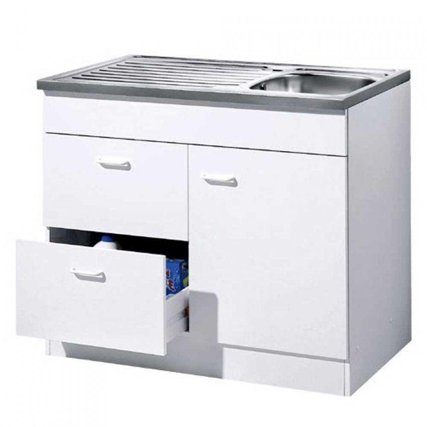 Spülschrank  Spülschränke Online Kaufen  Pharao24™ von Küchen Unterschrank Mit Spüle Bild