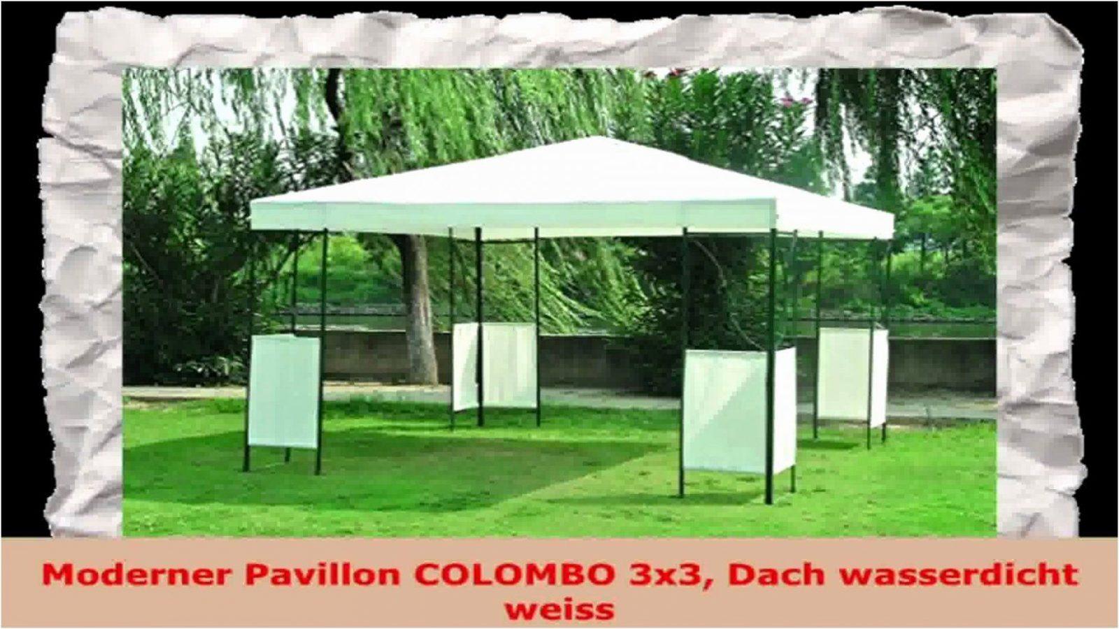 Stabiler Pavillon Wetterfest Frisch Pavillon Faltbar Wasserdicht von Stabiler Pavillon 3X3 Wasserdicht Photo