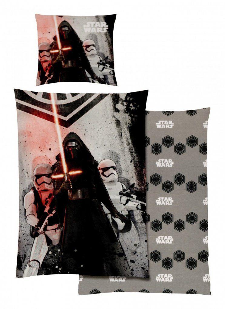 Star Wars Bettwäsche 135X200Cm 2 Tlg Kylo Ren The Dark Side Ii von Kylo Ren Bettwäsche Photo