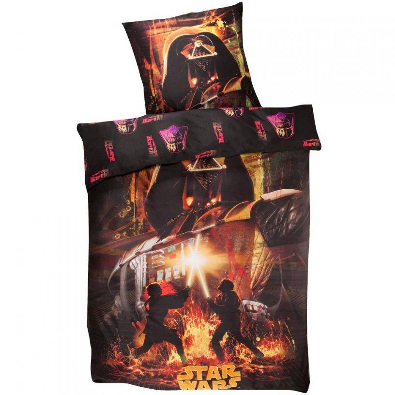 Star Wars Bettwäsche In 135X200 Cm Preiswert  Dänisches Bettenlager von Star Wars Bettwäsche Real Bild