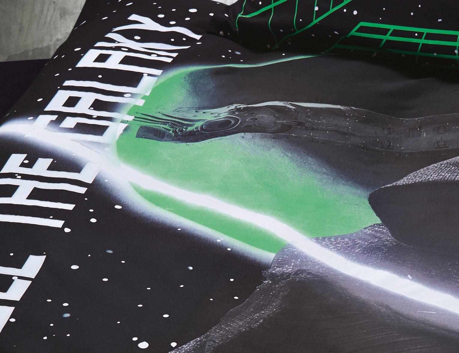 Star Wars Bettwäsche Leuchtend Günstig  Bettwaeschech von Star Wars Bettwäsche Leuchtend Bild
