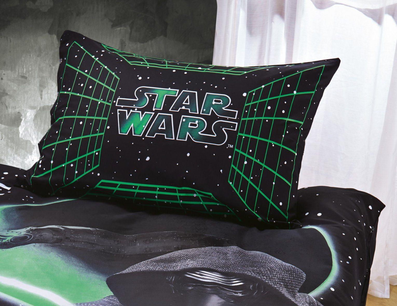 Star Wars Bettwäsche Mit Leuchteffekt Günstig ⋆ Lehner Versand von Star Wars Bettwäsche Günstig Photo