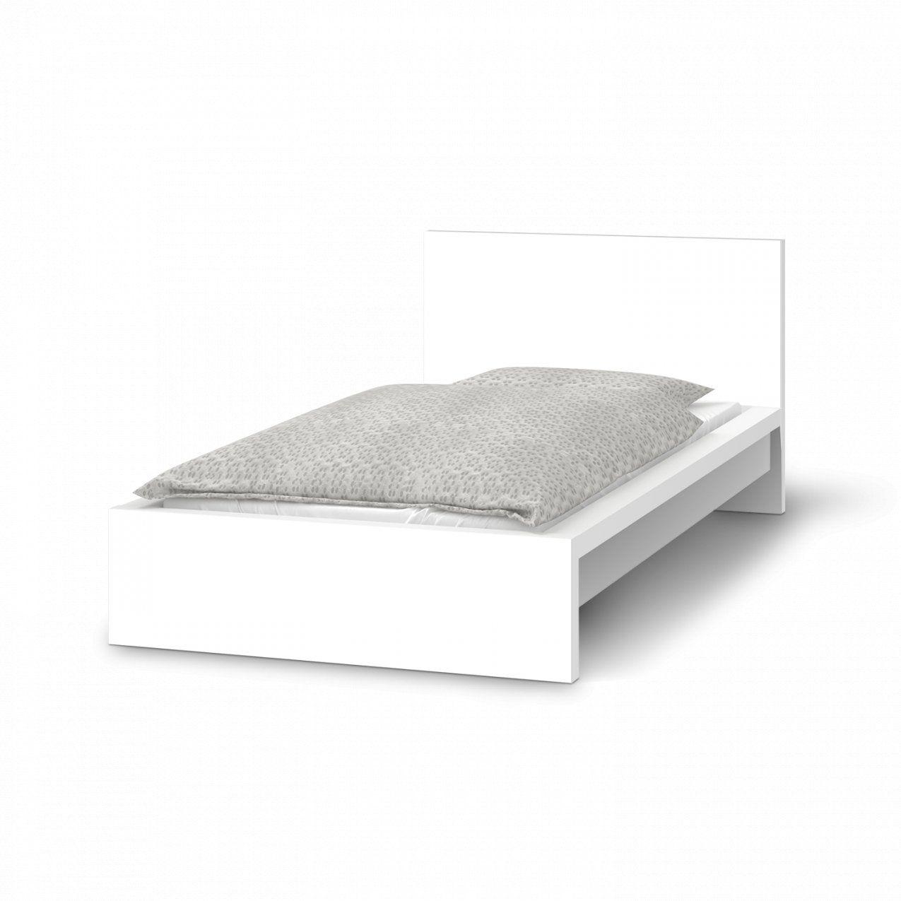 Stauraum Bett Weis 120X200 Betten Inneneinrichtung Und Mobeluraum von Bett 90X200 Weiß Hochglanz Bild