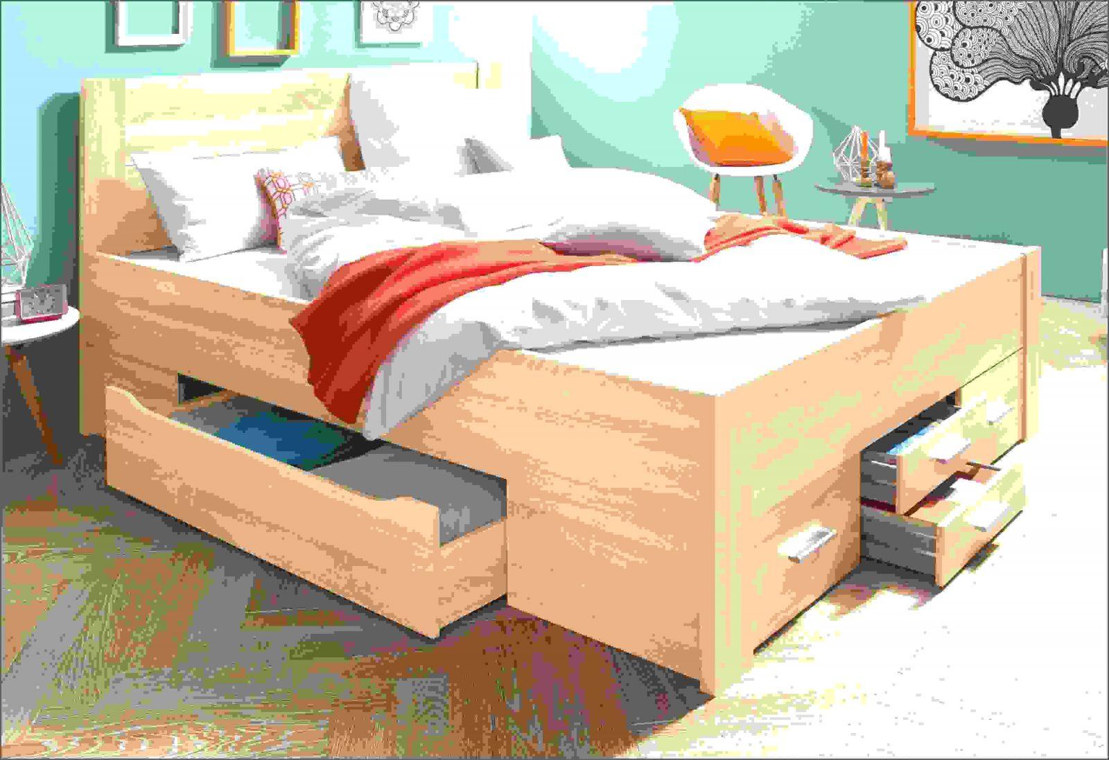 Stauraumbett 140X200 Selber Bauen Roller Betten Stauraum Weis Holz von Stauraumbett 140X200 Selber Bauen Photo