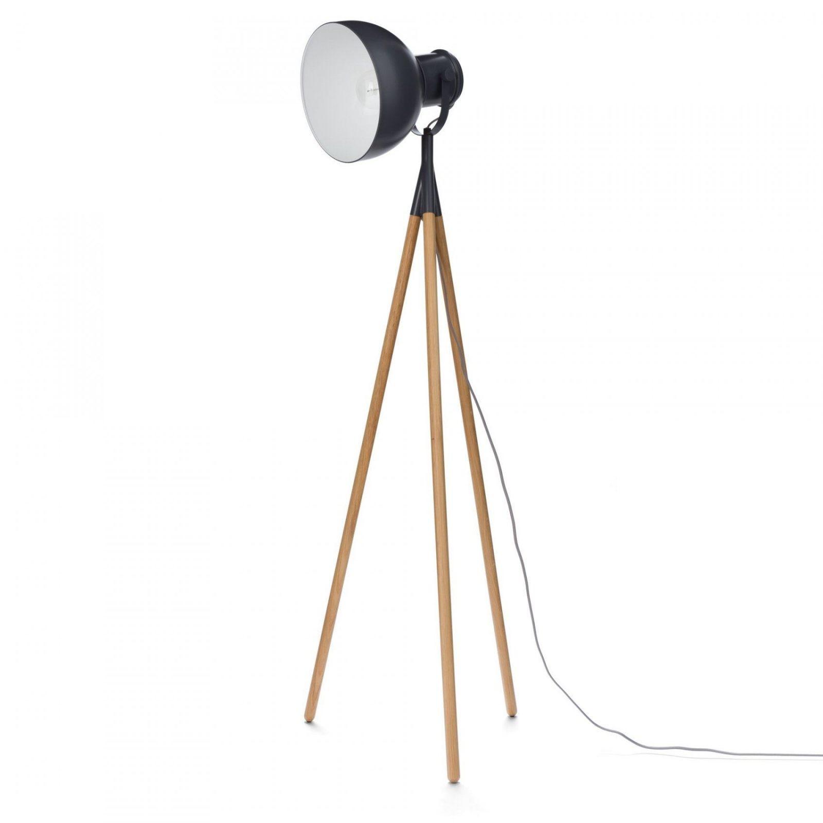 Stehlampe Roslev Graunatur  Urbanara von Stehlampe Mit 3 Beinen Photo