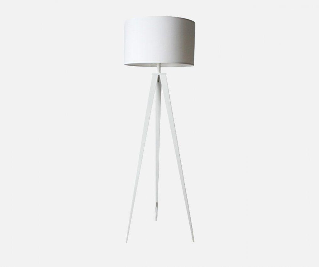 Stehlampe Tripod Wood Weiss von Stehlampe Mit 3 Beinen Photo