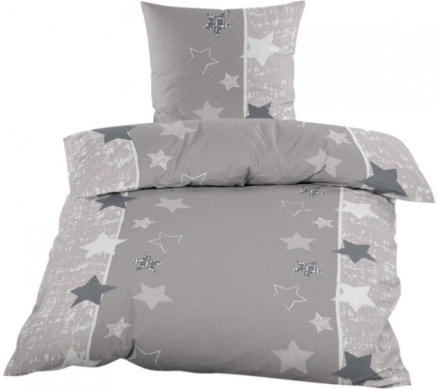 Sterne Bettwaesche Sets  Dibinekadar Decoration von Winter Bettwäsche 135X200 Bild