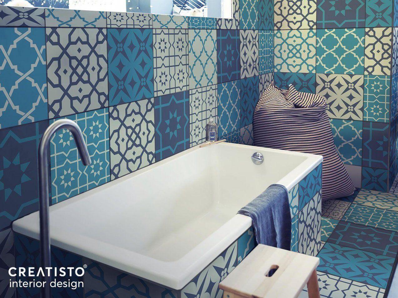 Sticker Fliesen Selbstklebende Fliesenfolie Badezimmerfolie Avec von Fliesen Folie Selbstklebend Bad Bild