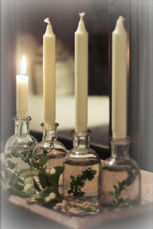 stilvolle adventskranz modern selber machen modernen. Black Bedroom Furniture Sets. Home Design Ideas