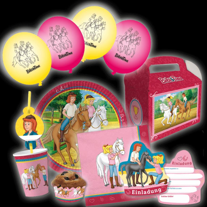 Stilvolle Bettwäsche Bibi Und Tina Bibi Tina Serien