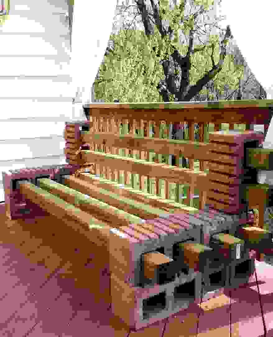 Stilvolle Gartenbank Holz Selber Bauen 30 Tolle Gartenbank Selber von Gartenbank Holz Selber Bauen Photo
