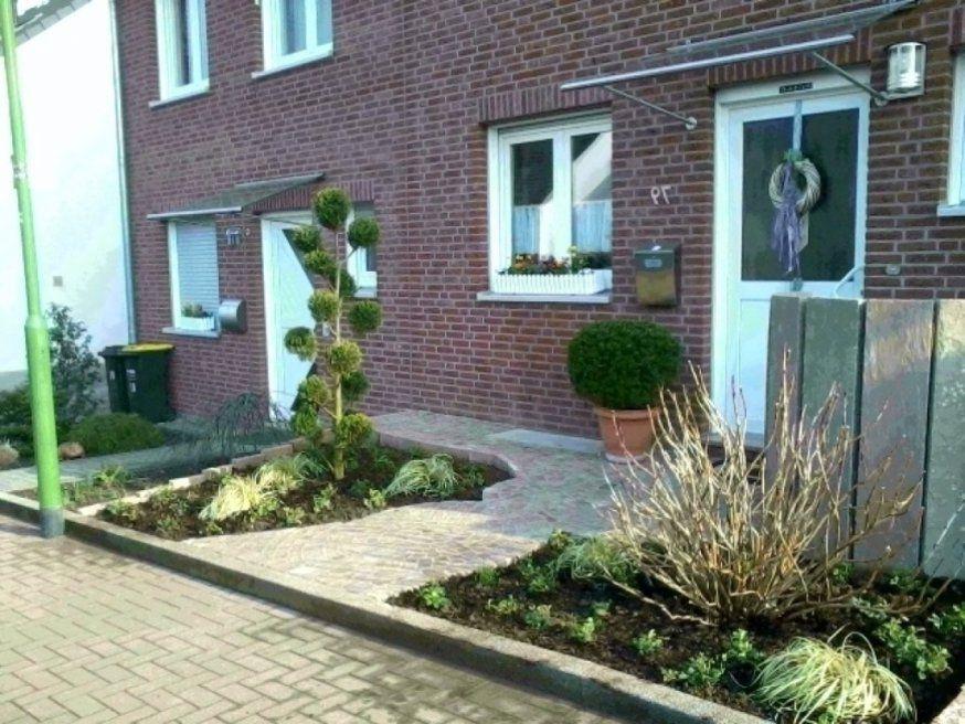 Stilvolle Gartengestaltung Ideen Vorgarten Garten Modern Kies von Vorgarten Moderne Gestaltung Kies Photo