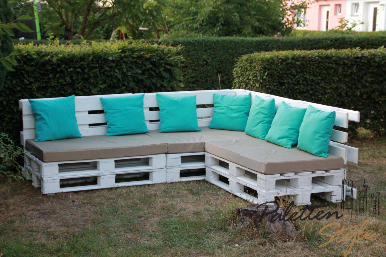 Stilvolle Gartenmöbel Selber Bauen Aus Paletten Palette Lounge von Lounge Möbel Garten Selber Bauen Photo