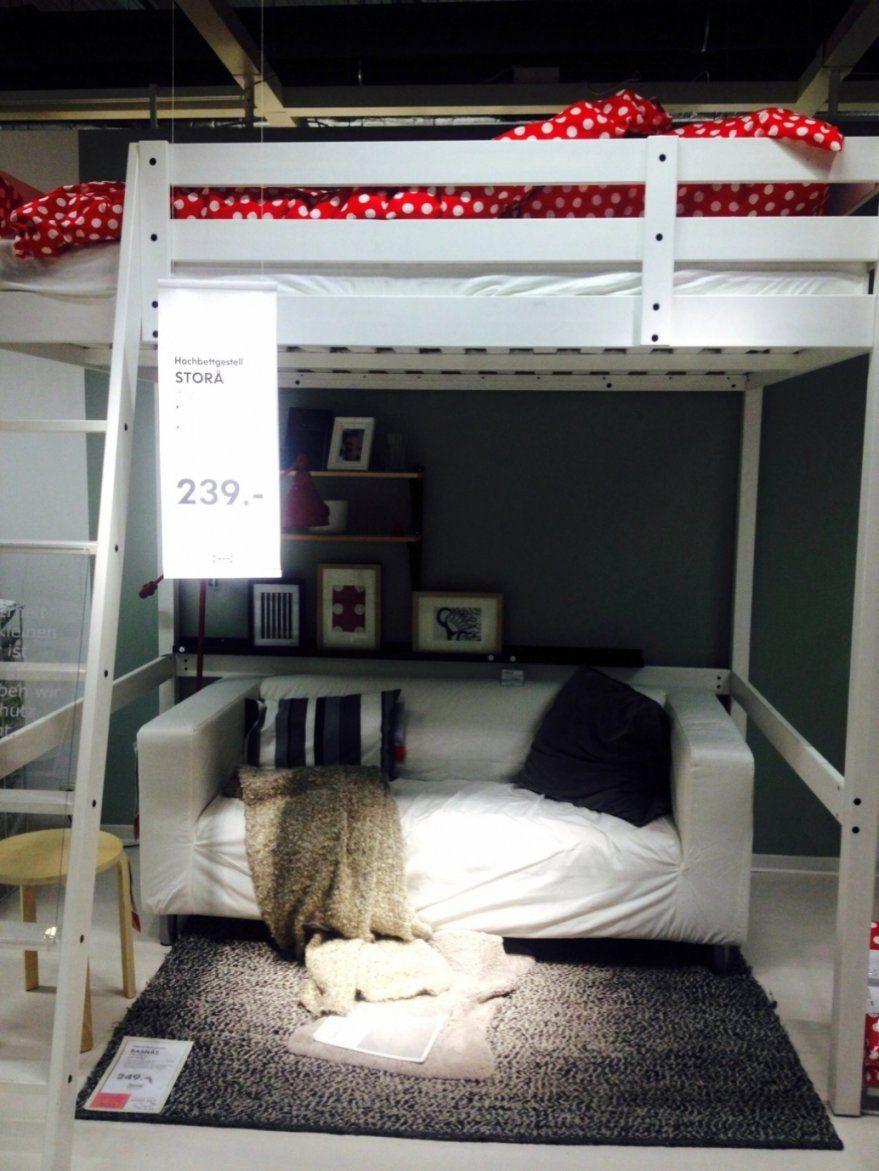 Stilvolle Hochbett Für Erwachsene Ikea Schne Hochbett Erwachsene von Hochbett Für Erwachsene 160X200 Bild