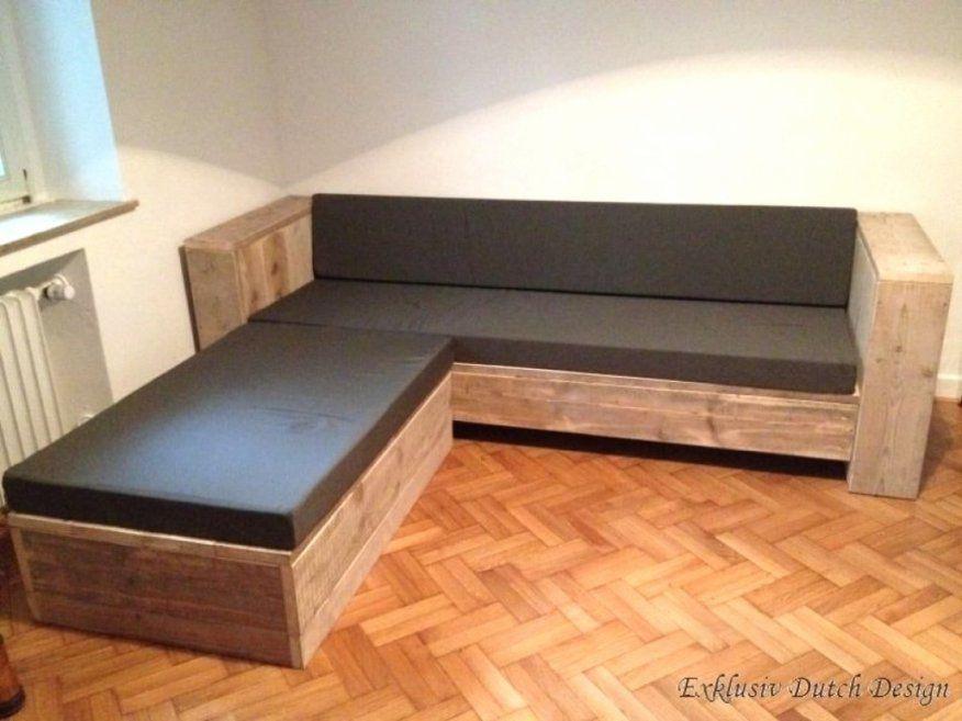 Stilvolle Lounge Sofa Selber Bauen Sofa Aus Matratze Selber Bauen von Lounge Sofa Selber Bauen Photo