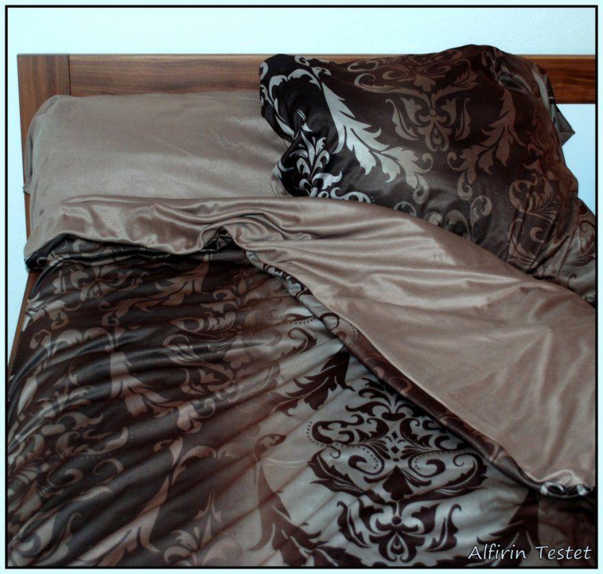 Stilvolle Qvc Bettwäsche Winter Alfirin Testet Qvc Wintermood von Qvc Nicki Bettwäsche Bild