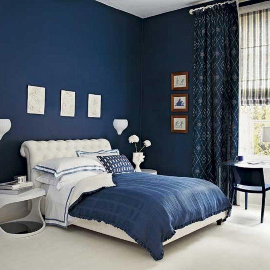 Stilvolle Schlafzimmer Dachschräge Farblich Gestalten Emejing von ...