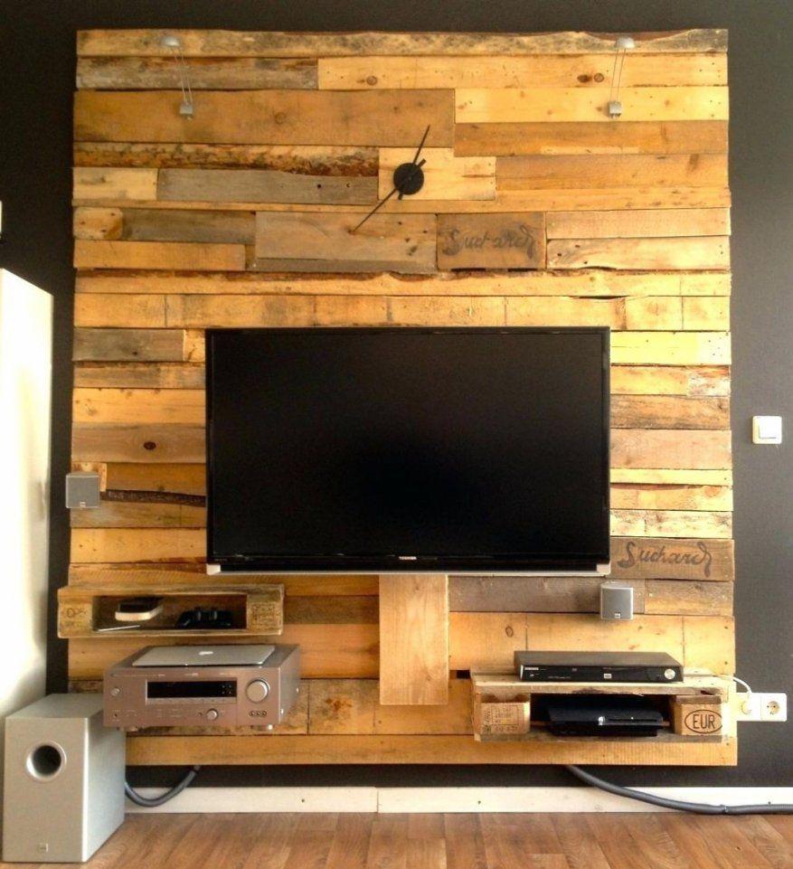 Stilvolle Wandverkleidung Holz Selber Bauen Tv Wandverkleidung Luxus von Holz Wandverkleidung Selber Machen Photo