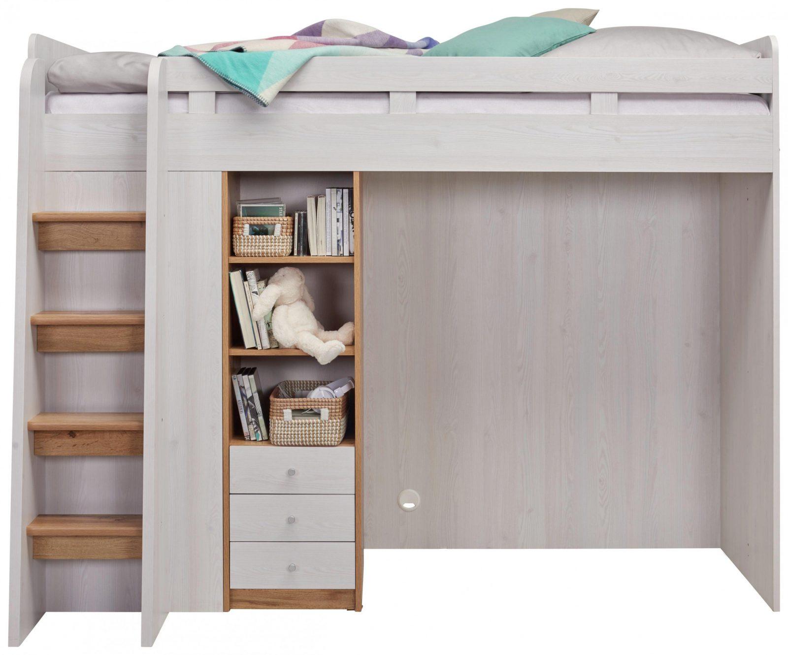 Stockbetten & Etagenbetten Für Kinder Online Kaufen  Xxxlutz von Halbhohes Bett Mit Treppe Photo