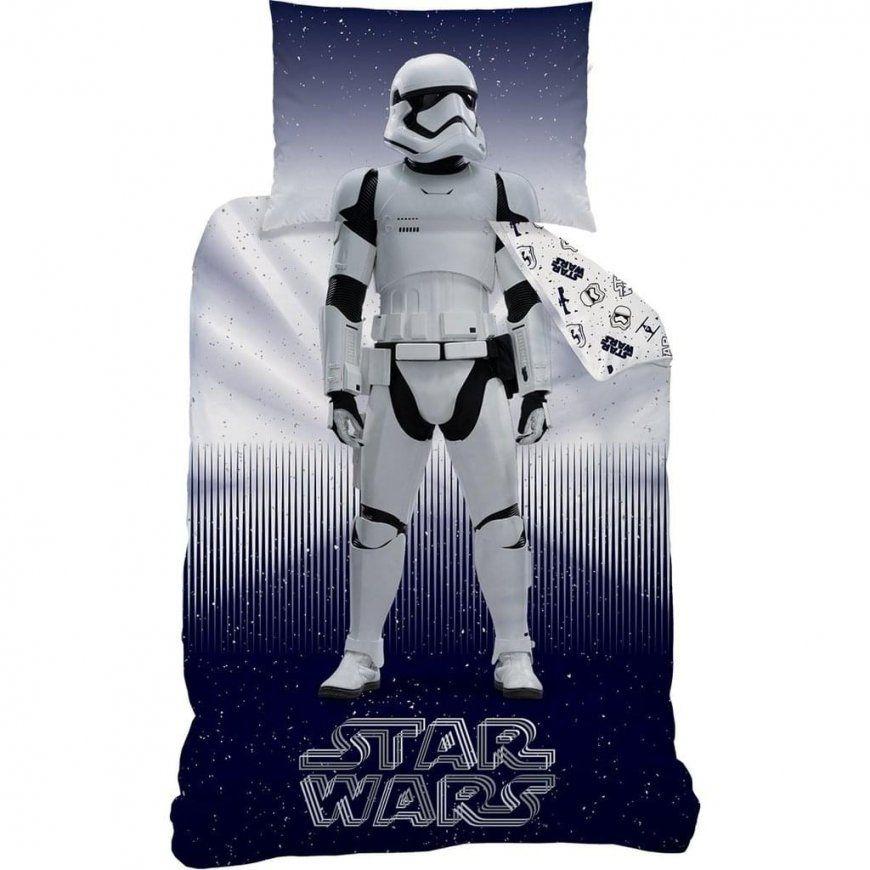 Stormtrooper Star Wars Bettwäsche 135 X 200 Cm 80 X  Real von Star Wars Bettwäsche Real Bild