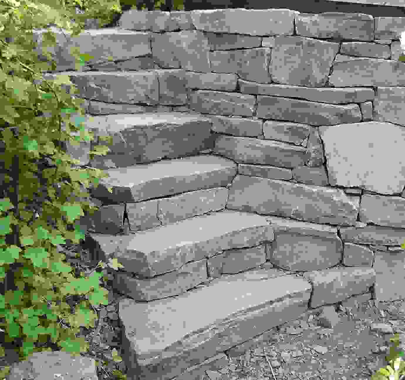 Stunning Garten Steinmauer Selber Bauen Gallery House Ist von Steinmauern Im Garten Selber Bauen Photo