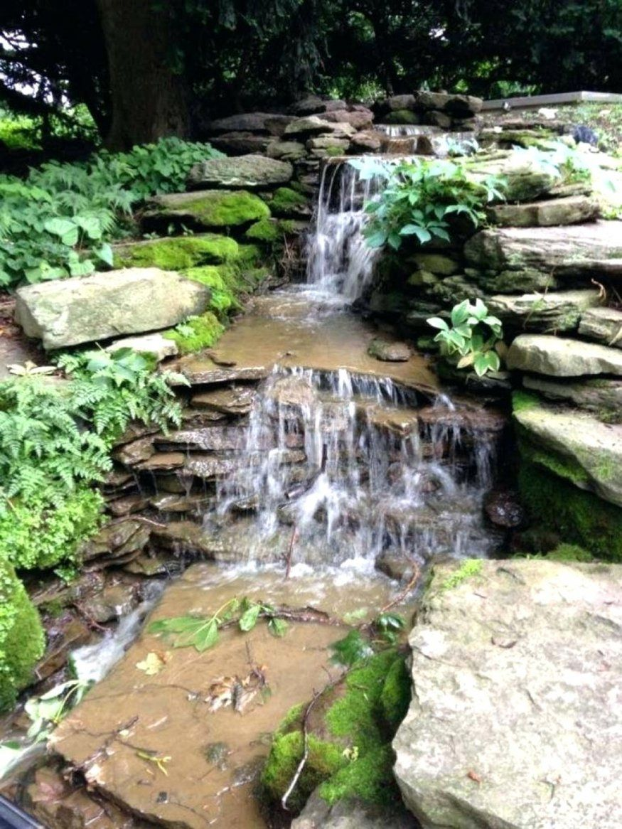 Stunning Wasserfall Selber Bauen Anleitung Pictures Rellik Us Avec von Wasserfall Garten Bauen Anleitung Photo