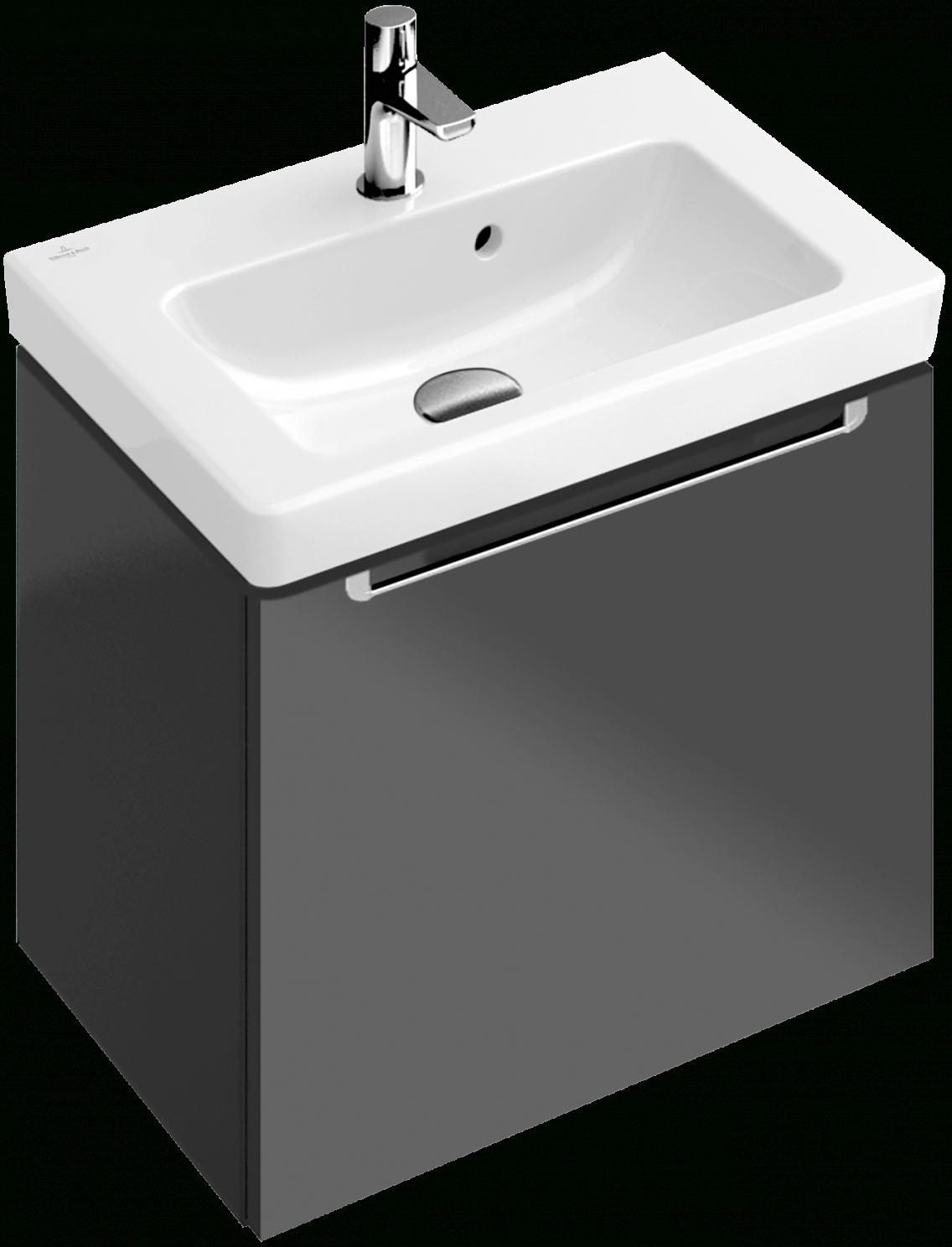 Subway 20 Waschtischunterschrank A68500  Villeroy & Boch von Villeroy Und Boch Waschtisch Mit Unterschrank Bild