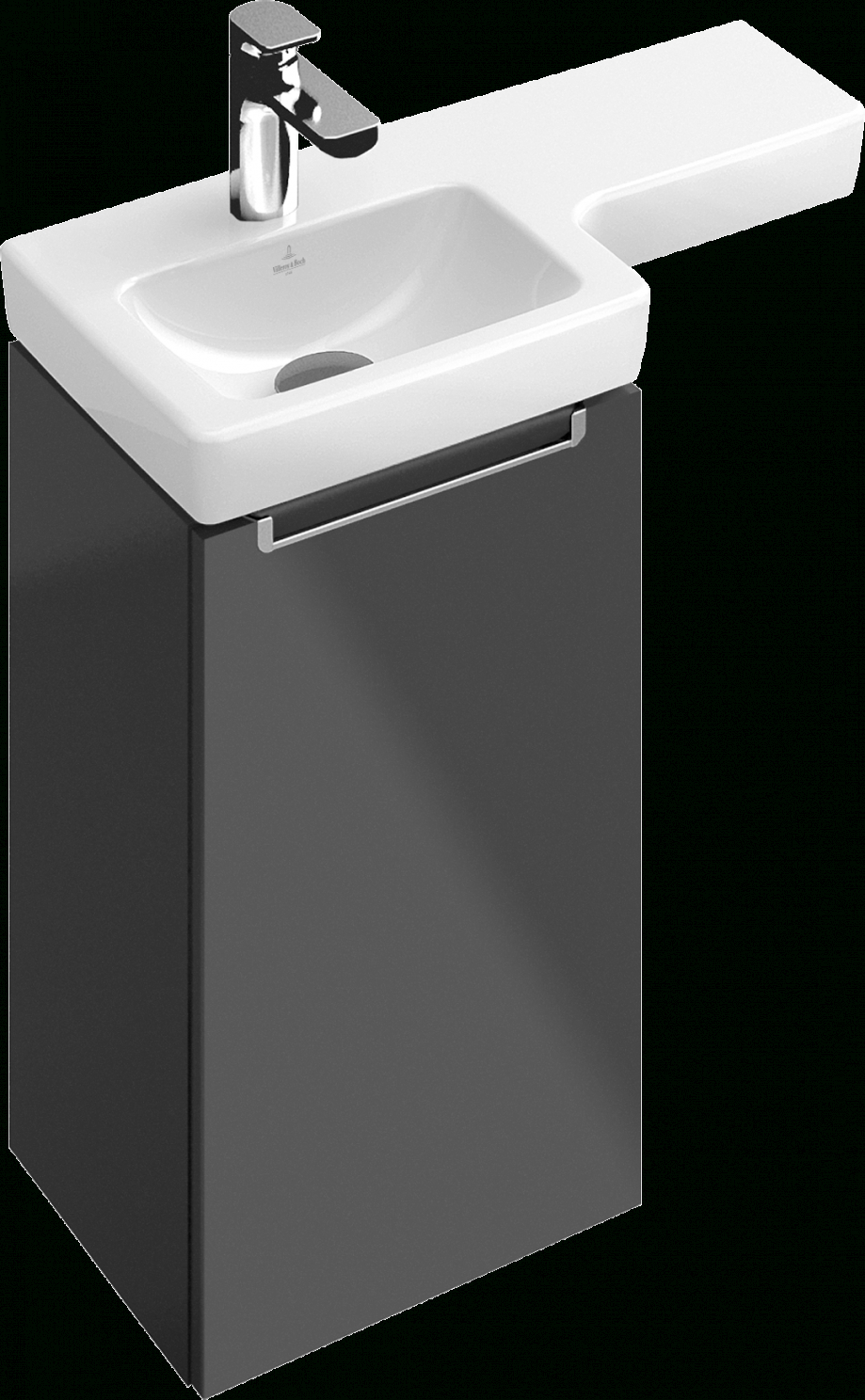 Subway 20 Waschtischunterschrank A81600  Villeroy & Boch von Villeroy Und Boch Waschtisch Mit Unterschrank Bild