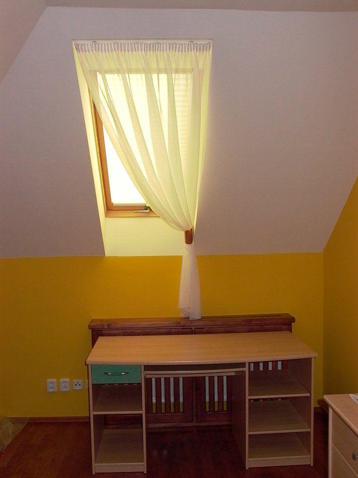 Suchen Sie Eine Inspiration Für Ihr Dachfenster Hier Ist Sie von Gardinen Für Dachfenster Ideen Bild