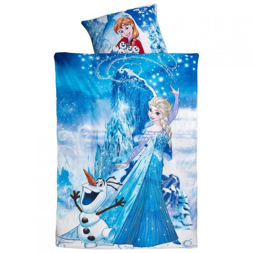 Süße Bettwäsche Mit Den Helden Aus Die Eiskönigin  Dänisches von Kinderbettwäsche Die Eiskönigin Bild