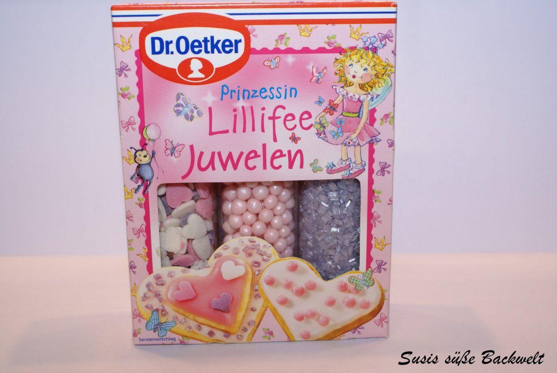 Susis Süße Backwelt Mein Einkauf Im Kaufland von Dr Oetker Kuchen Deko Bild