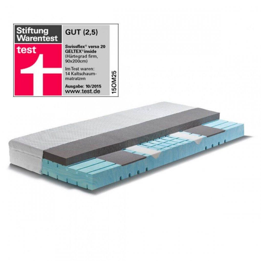 Swissflex Versa 20 Geltex® Inside ᐅ Dormando von Orthopädische Matratzen Testsieger Bild