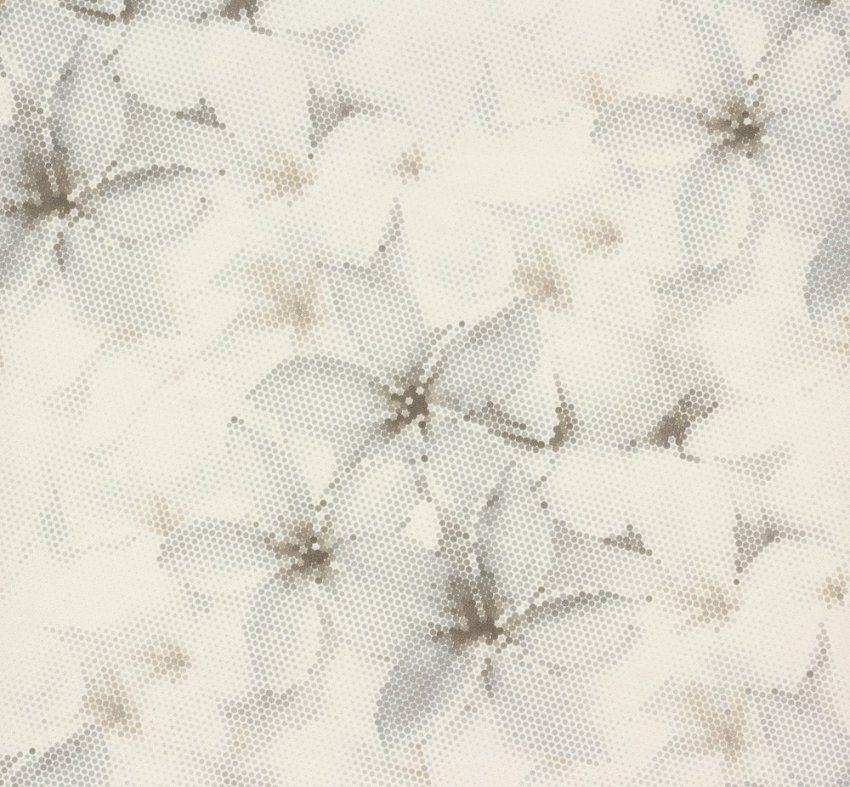 Tapete Guido Maria Kretschmer Blumen Weiß 0246930 von Guido Maria Kretschmer Tapete Bild