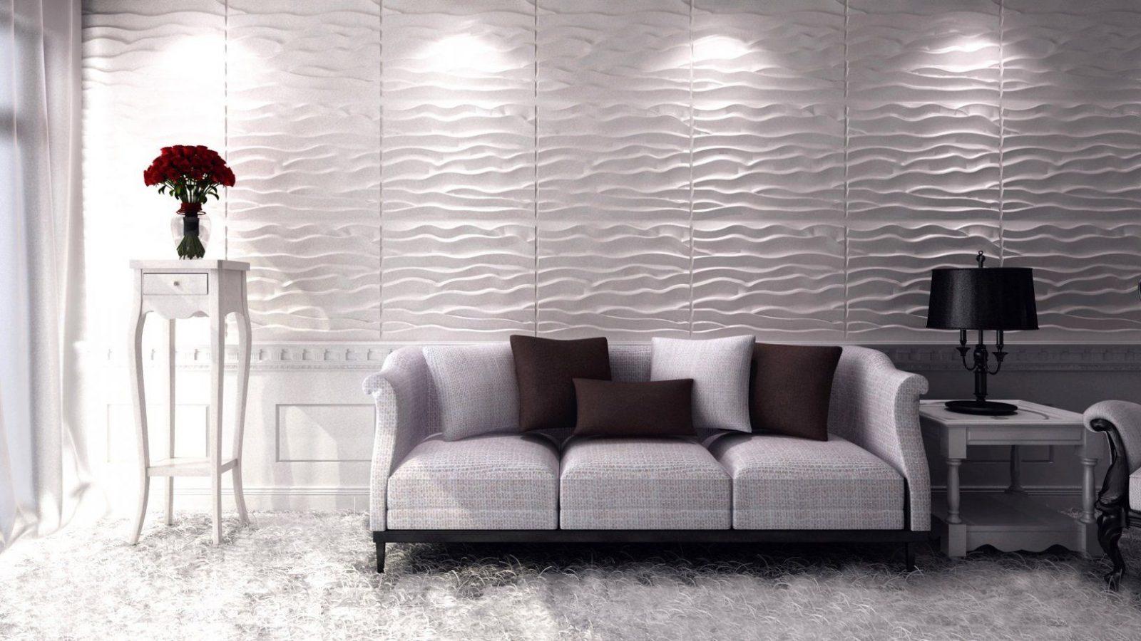 Tapeten Idee Fr Wohnzimmer Beauteous Wohnzimmer Idee Tapete  Wohndesign von Tapeten Wohnzimmer Ideen 2016 Bild