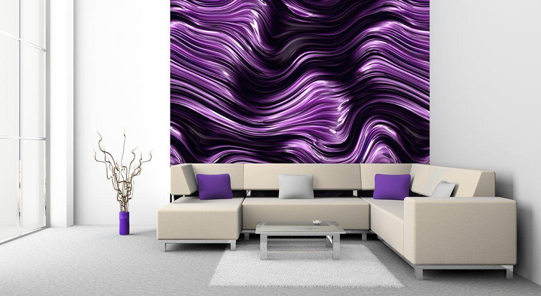 Tapeten In Lila Violett Flieder von Tapeten Lila Farbe Wandgestaltung Photo