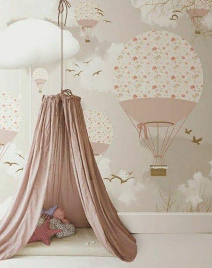 Tapeten Kinderzimmer Passende Farben Und Motive Auswählen von Tapeten Für Kinderzimmer Mädchen Photo